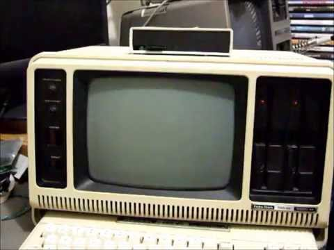 TRS-80 4P and FreHD auto boot CP/M