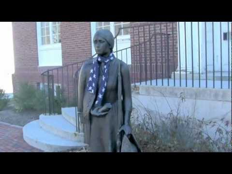 Deborah Sampson AKA Robert Shurtleff Statue