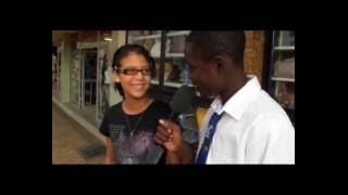 What do Namibian people know about Germany?