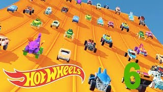 Hot Wheels: Race Off - Daily Race Off Random Levels Supercharged #6 | Android Gameplay| Droidnation