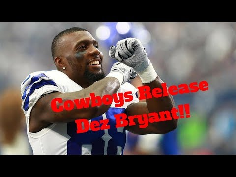 Cowboys Release Dez Bryant and Kapaernick Is Still Jobless