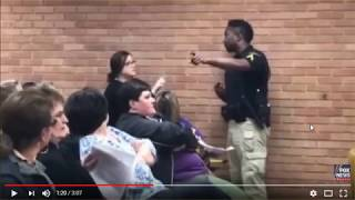Louisiana Teacher Arrested For Asking Question At School Board Meeting