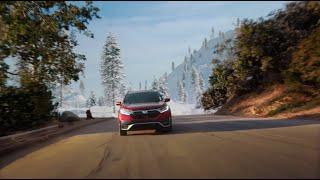 homepage tile video photo for De la ciudad a las montañas en la primera CR-V Hybrid