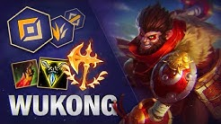 How to Abuse the New Wukong Rework (Complete Guide Season 10)