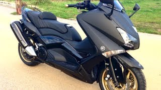 "NEW TMAX ""530"" Black Max SP 2013"