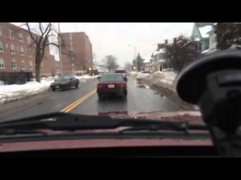 Springfield MA drive thru hill-McKnight