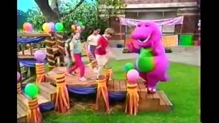 Barney Songs- If You're Happy and You Know It