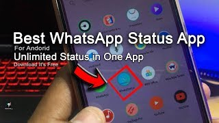 Best WhatsApp Status Application All Type Status For Whatsapp