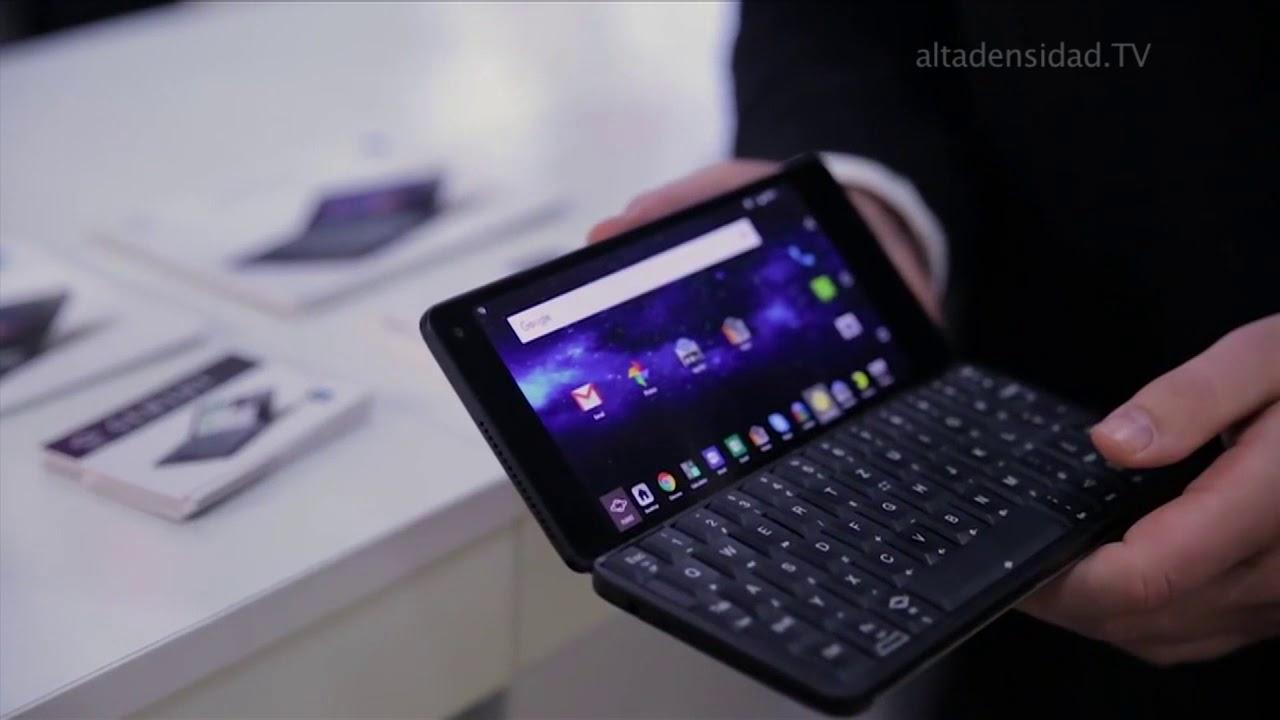 412f7738f28 Móvil Android con diseño retro y teclado físico te transportará a la época  del PDA+