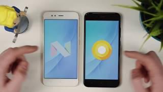 Обзор Xiaomi Mi A1 и Mi 5X - ЛУЧШИЙ ANDROID СМАРТФОН 2017 ГОДА?! + РОЗЫГРЫШ!