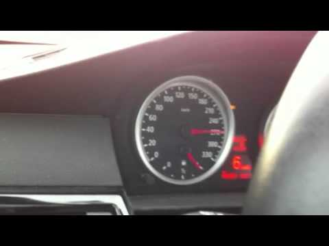 BMW M5 E60 V Max Tacho 334 Km H