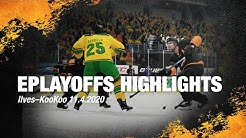 KooKooTV: Liiga ePlayoffs 11.4.2020 | Ilves–KooKoo | Highlights