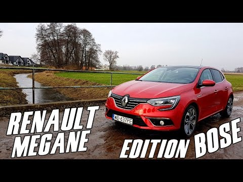 Renault Megane Bose (2017) 1.2 Energy TCe / 130 KM - test, recenzja, review