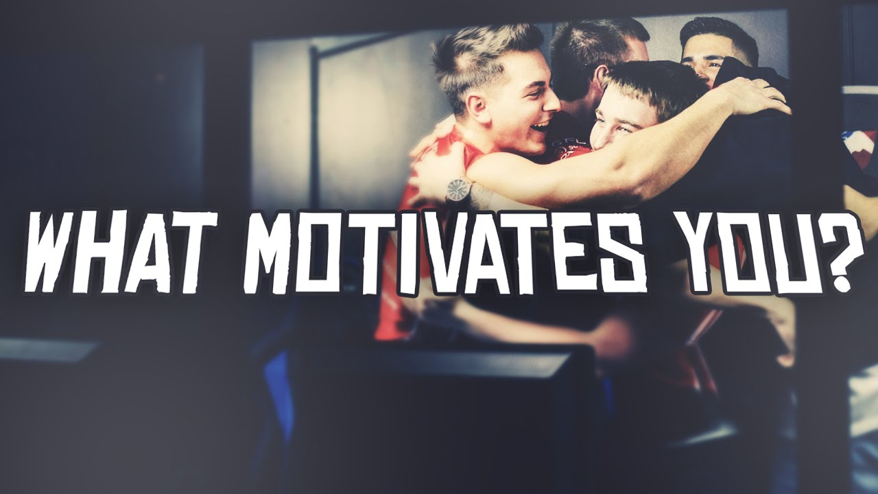what motivates you what motivates you