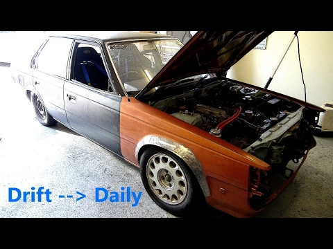 Toyota Corona: From Drift Too Daily Pt1