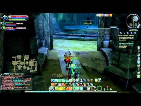 AION 4.0 - ASMODIANS - CAMPAIGN QUEST BRUTHOSNIN LVL 50 - THE SECRET OF ADMA STRONGHOLD