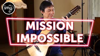 MISSION IMPOSSIBLE THEME - JUBING KRISTIANTO