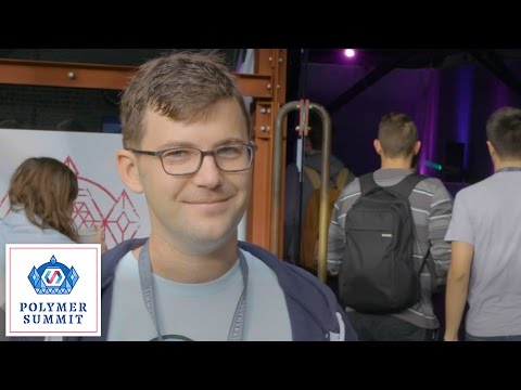Summit Report: Building the selfie-GIF web app Meatscope in Polymer (Polymer Summit 2016)