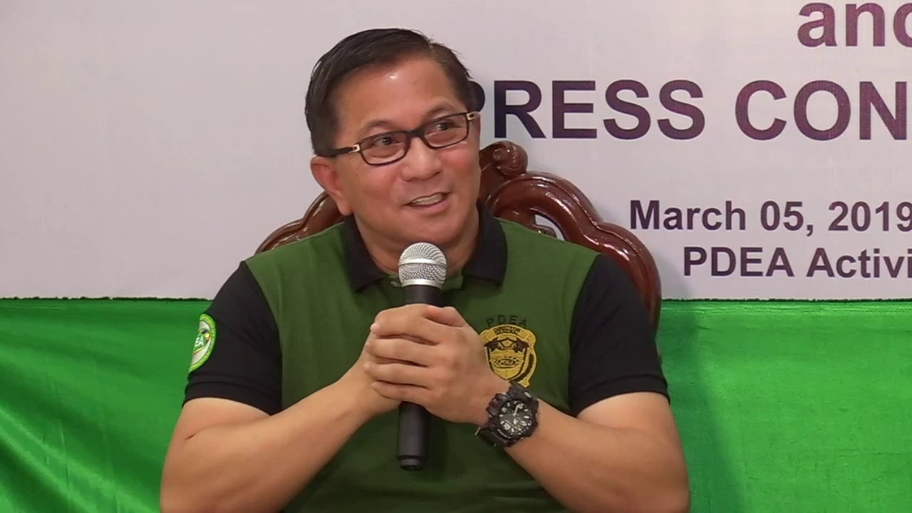 PDEA chief maintains stand against release of 'narco list'