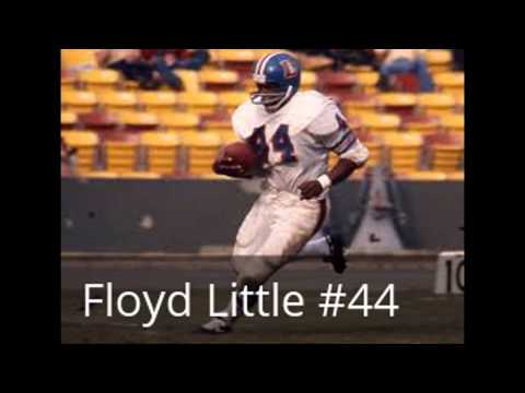 Denver Broncos best players of all time 1960-2015