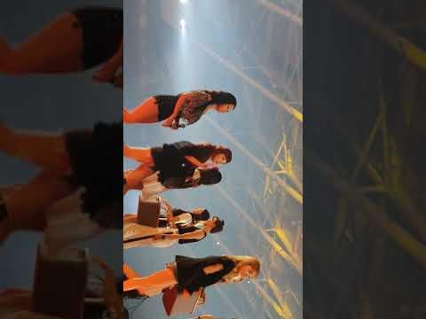 180707 SBS in Taiwan 舞台結尾 iKON MAMAMOO SEVENTEEN VIXX Red Velvet BTS