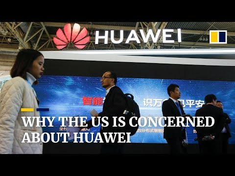 Why the US is concerned about Huawei
