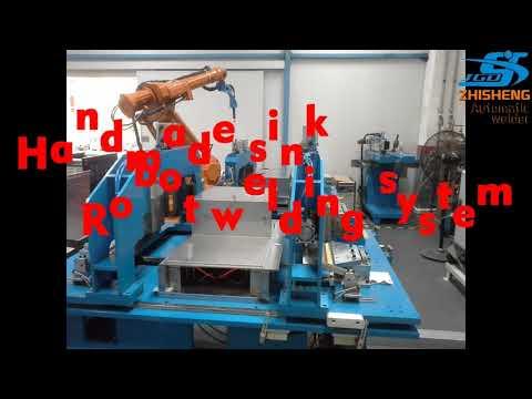 Robotic Welding Station for Kitchen Sink