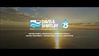 Davis & Shirtliff at 75 Years
