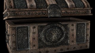 Skyrim: Hidden Chests / Part 1 w/ commentary