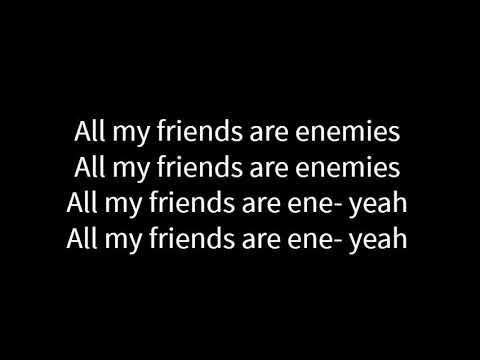 Lil Xan - Deceived (Lyrics Video)