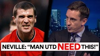 IS NEVILLE RIGHT ABOUT MAN UTD'S NEW STRATEGY?