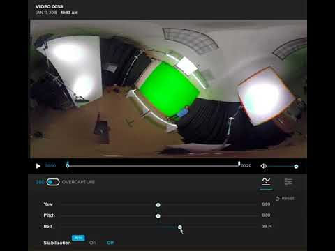 First Look: GoPro Fusion 360 Cam & Software by Jeff Foster
