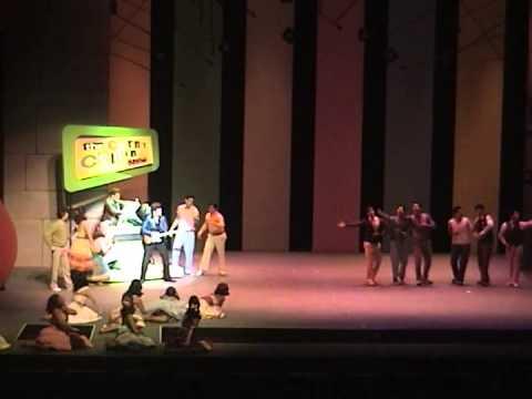 Hairspray Teatro Nacional - Nuryn Sanlley - año 2009 - Parte 1