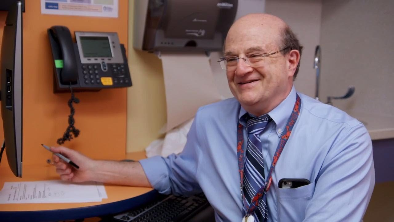 Caregiver profile: Samuel Nurko, MD, MPH | Boston Children's Hospital