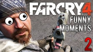#2 Far Cry 4 | Funny Moments [1080p|60FPS]