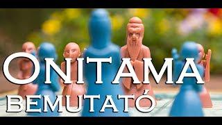 Onitama - társasjáték bemutató