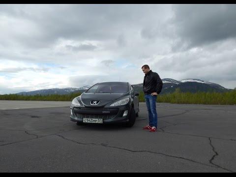 Peugeot 308 1.6 HDI-110.+18. Лягушатники натягивают лягушек на руль.