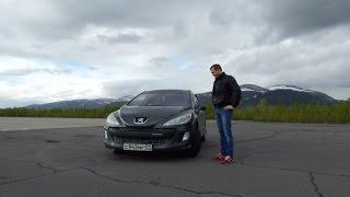 видео Пежо 308 2010 года, 1.6 л., Доброго времени суток, привод передний, акпп, Белый, мощность двигателя EP6 120ЛС, бензин