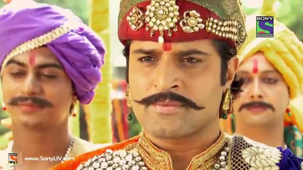 Bharat Ka Veer Putra Maharana Pratap - Episode 282 - 23rd September 2014