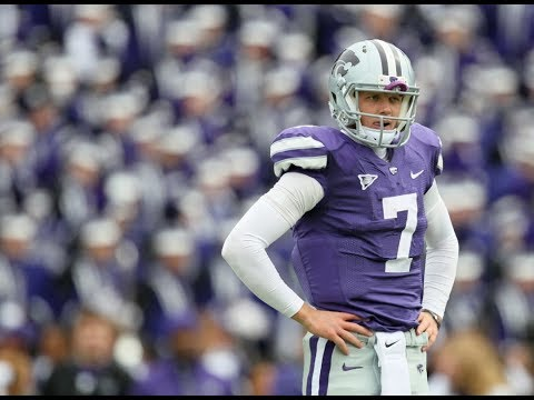 Collin Klein was Tim Tebow 2.0 🔥 7 TD's in a HOSTILE ENVIORNMENT