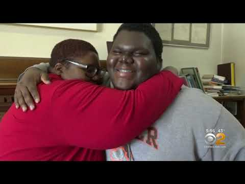 Kydd Joe - Teenager Triumphs Over Homelessness, Gets Accepted Into 17 Colleges