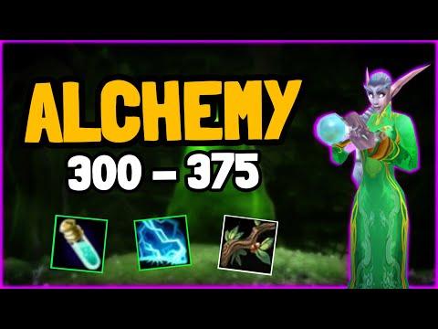 TBC Alchemy Profession Guide 300-375