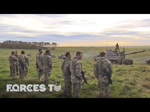 Behind The Scenes Of The New British Army Ads | Forces TV
