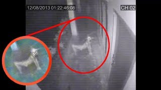 10 Scariest Things Caught On Camera ... EVER