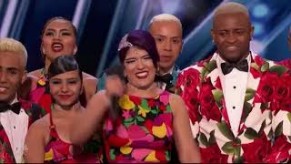 America's Got Talent 2018 Reyes del Swing Auditions 6