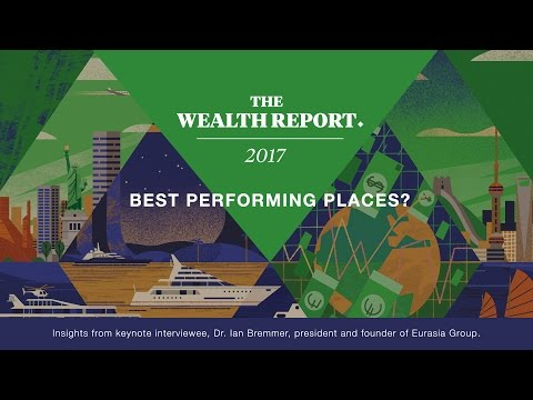 Best performing places? - The Wealth Report 2017