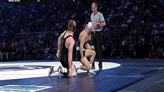 Big Ten Wrestling: 165 LBs: Iowa's Alex Marinelli vs. Penn State's Vincenzo Joseph