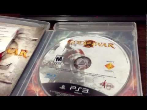 God Of War 3 Disc reading error GAME DOES NOT START UP