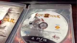 God Of War 3 Disc reading error GAME DOES NOT START UP