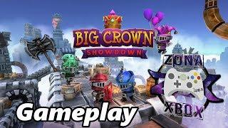 El juego gratis del mes de Julio Big Crown Showdown!!!!!!!!!!